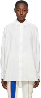 Ambush White Hat Shirt