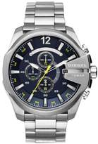 Diesel R) Mega Chief Chronograph Bracelet Watch, 51mm x 59mm