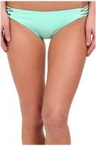 Roxy Girls Just Wanna Have Fun 70's Pant Bottom