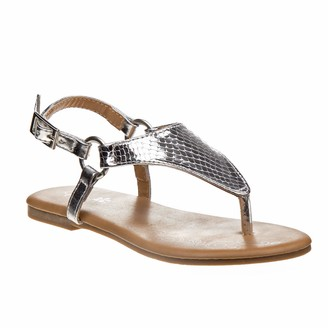 Josmo Girls Molly Flat Sandal