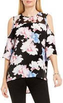 Vince Camuto Poetic Bouquet Blouse