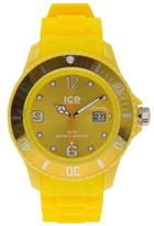 Ice 48mm Silicone Chrono Watch