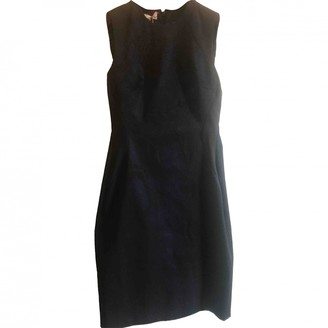 Stella McCartney Navy Wool Dresses