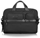 Tumi Men's 'Alpha 2' T-Pass(TM) Laptop Briefcase - Black