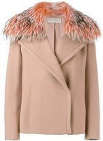 Emilio Pucci broad lapel detail jacket