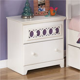 Signature Design by Ashley Zayley 2-Drawer Nightstand