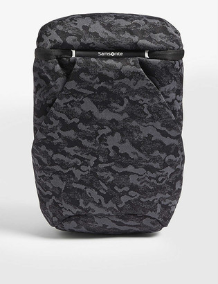 Samsonite Neoknit camouflage laptop backpack