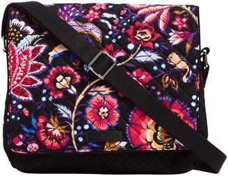 Vera Bradley Signature Iconic Turnabout Crossbody Bag