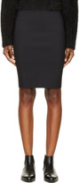 Dion Lee Black Lory Filter Skirt