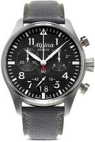 Alpina Startimer Pilot Quartz Chronograph Watch, 44mm