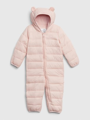 Gap Baby Upcycled Lightweight Bundler Snowsuit