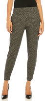 Eileen Fisher Tapered Marled Knit Pants