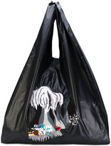 Aalto oversized tote bag - women - Polyester - One Size