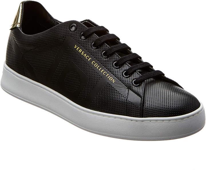2aa92e23 Leather Sneaker