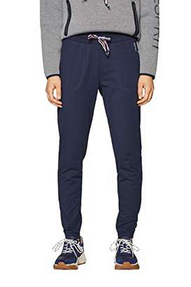 Esprit Women's Sweat Pants Sl Sports Trousers, Black 001, (Size: XX-Large)
