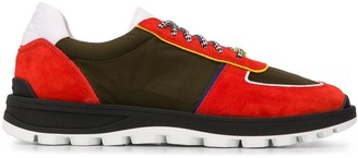 Etro Colour-Block Sneakers
