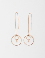 Luv Aj Eclipse Threader Earrings