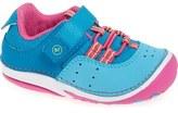 Stride Rite 'Ines' Sneaker (Baby & Walker)