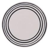 IKE striped dinner plate D27cm
