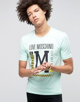 Love Moschino 70's T-Shirt
