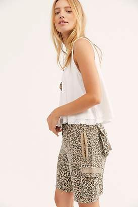 Danang Easy Fit Bermuda Shorts by Da-Nang at Free People
