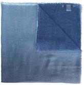 Salvatore Ferragamo gradient scarf