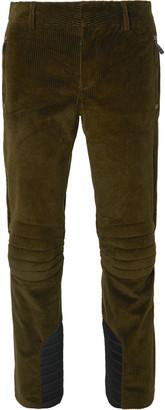 Moncler Genius + 3 Grenoble Stretch Tech Cotton-Corduroy Ski Trousers