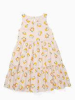 Kate Spade Toddlers orangerie midi dress