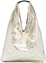Closed tote bag