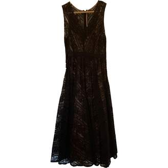 Tracy Reese \N Black Lace Dress for Women