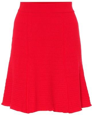 Kenzo Knitted miniskirt
