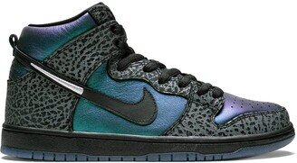 "Nike x Black Sheep SB Dunk High Pro QS Black Hornet"" sneakers"