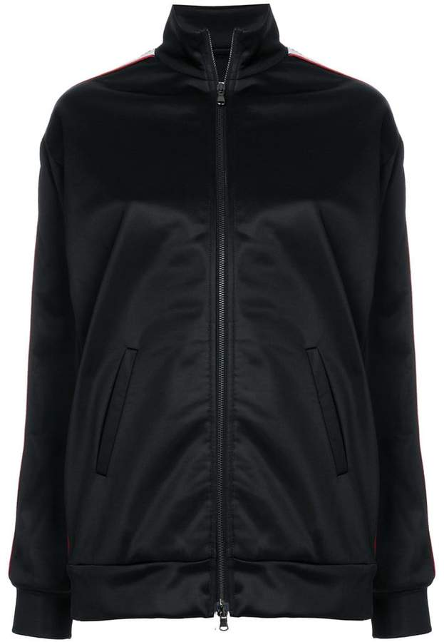 Couture Forte Dei Marmi side strip bomber jacket