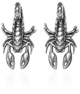 Pamela Love Scorpion Stud Earrings
