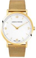 Larsson & Jennings Lugano Mesh Bracelet Watch, 38Mm