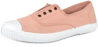 Victoria English Elastic Tinted Toe Unisex Adults Low-Top Sneakers