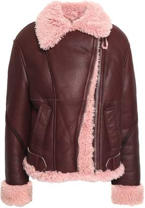Cédric Charlier Shearling Jacket