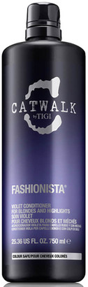 Tigi Catwalk Fashionista Violet Conditioner (750ml)