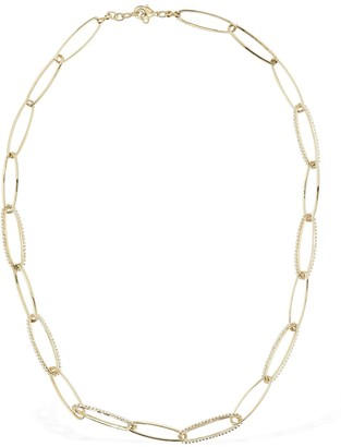 Rosantica Louise Crystal Chain Necklace
