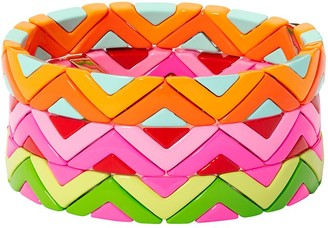 Roxanne Assoulin Ziggy set of three bracelets