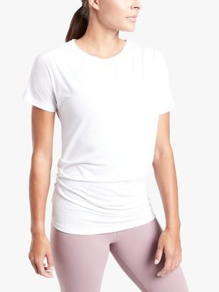 Athleta Essence Pleated T-Shirt