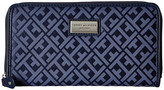 Tommy Hilfiger Core Wallets Zip Around Signature