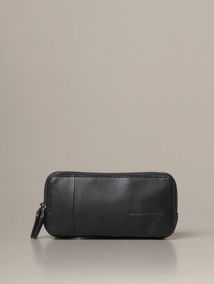 Piquadro Case With Three Hinges With Urban Handle