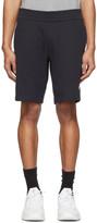 Moncler Navy Bermuda Shorts