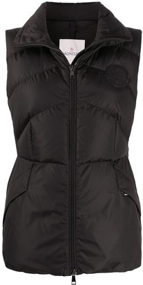 Moncler Beurre padded gilet