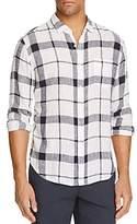 Rails Connor Blue Regular Fit Plaid Button-Down Shirt