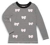 Kate Spade Greta Girl's Striped Top