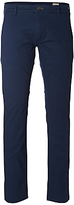 Selected Homme Three Paris Stretch Chinos