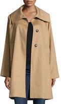 Jane Post The Jane Cashmere Coat, Black
