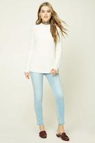Forever 21 FOREVER 21+ Skinny Ankle Jeans